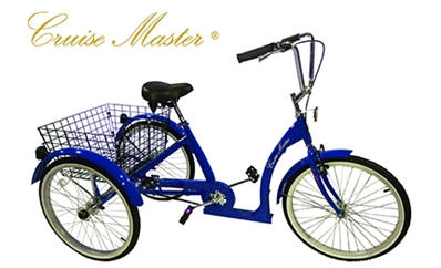 Cruise Master Low Step Trike