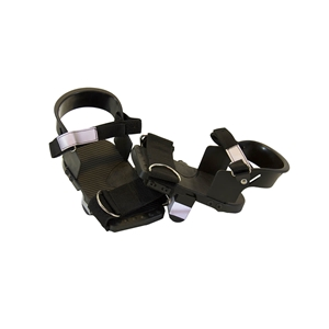 True Bicycles Straped Heal Support Pedals
