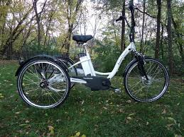 True Bicycles Fredom Electric Trike
